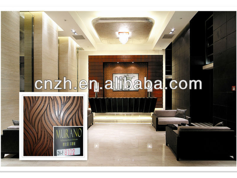 3d bambou panneaux muraux d coration panneaux muraux for Panneaux decoratif interieur