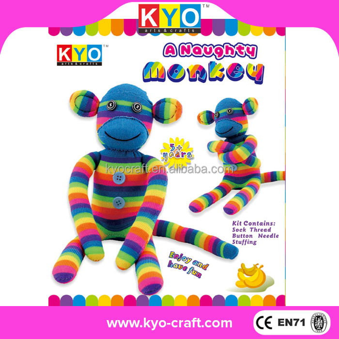 Children DIY interesting baby soft toys uk
