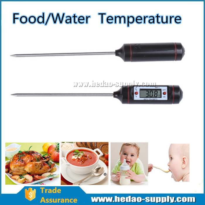 Digital Thermometer Type New Digital Cooking Food Probe Meat Kitchen BBQ Selectable Thermometer