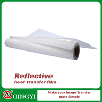 QingYi best price reflective film for screen printing