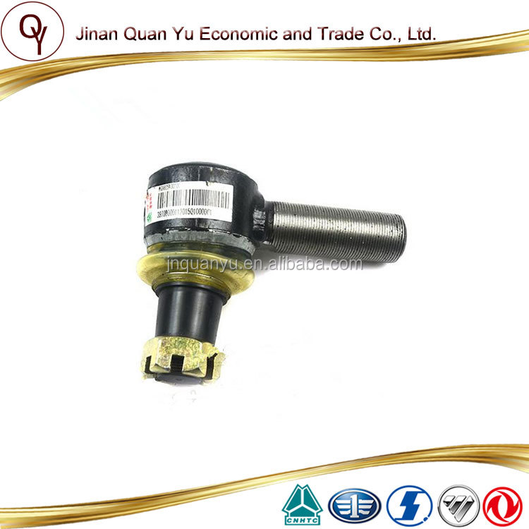 Truck Spare part Steering tie rod ball head for sinotruck howo truck part WG9925430100