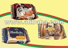 Various types of biscuits