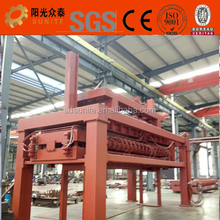 cheap cement brick pavers stone and roof tiles moulding machines small production construction equipment