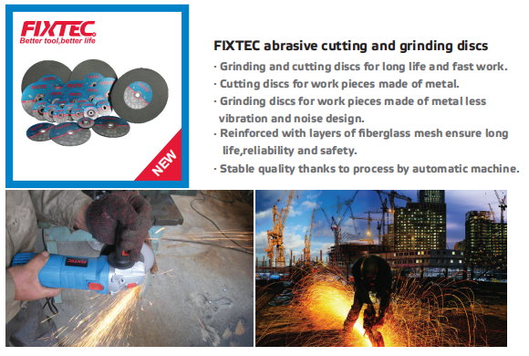 Abrasive Cutting Disc Cut Off Wheel Grinding Disc