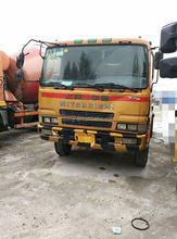 used mitsubishi mixer truck for sale