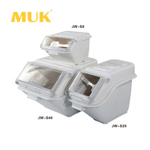 Eurohome Hot Sale Shelf Ingredient bins And Storage Bin for Restaurant,Hotel And Bar