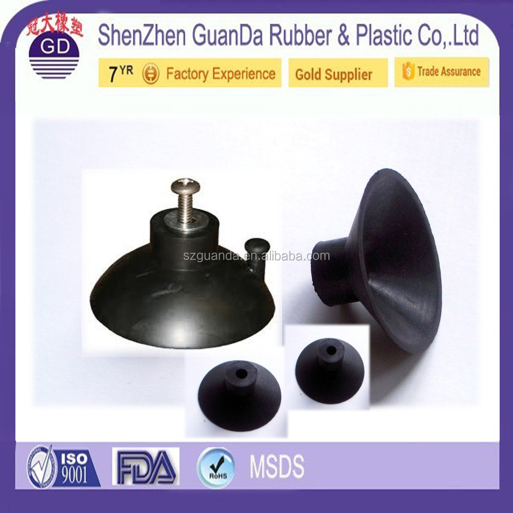 High quality 30mm Double Sided Suction Cups Sucker Pads for Glass Plastic