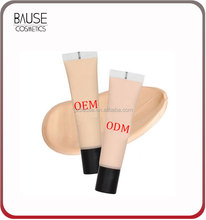 private label makeup waterproof foundation cream