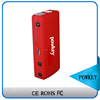 Portable Rechargeable Charger 12V Car Battery Jump Starter Booster ip65 waterproof car jump starter