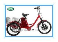green power electric tricycle with battery