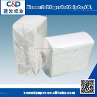 2015 China Manufacturer Disposable Paper Solid Color Napkin