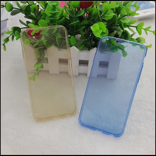 Factory supply top sale plastic clear case for sam g313h wholesale