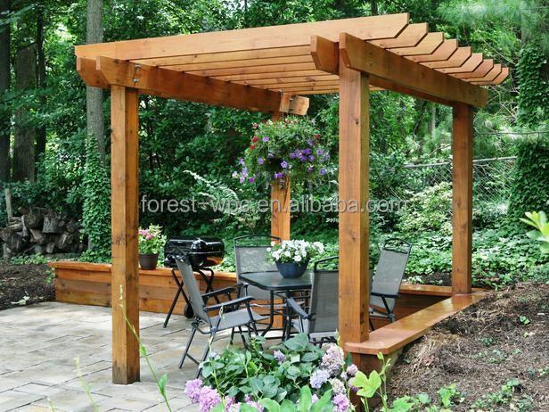 Wholesale pergola materials online buy best pergola for Cheapest roof to build