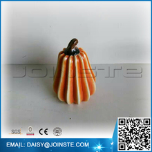 Thin ceramic pumpkin decor for harvest festival
