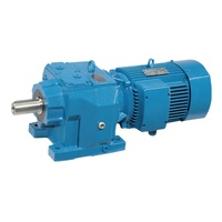 DOFINE R series gearbox electric motor with gear reduction