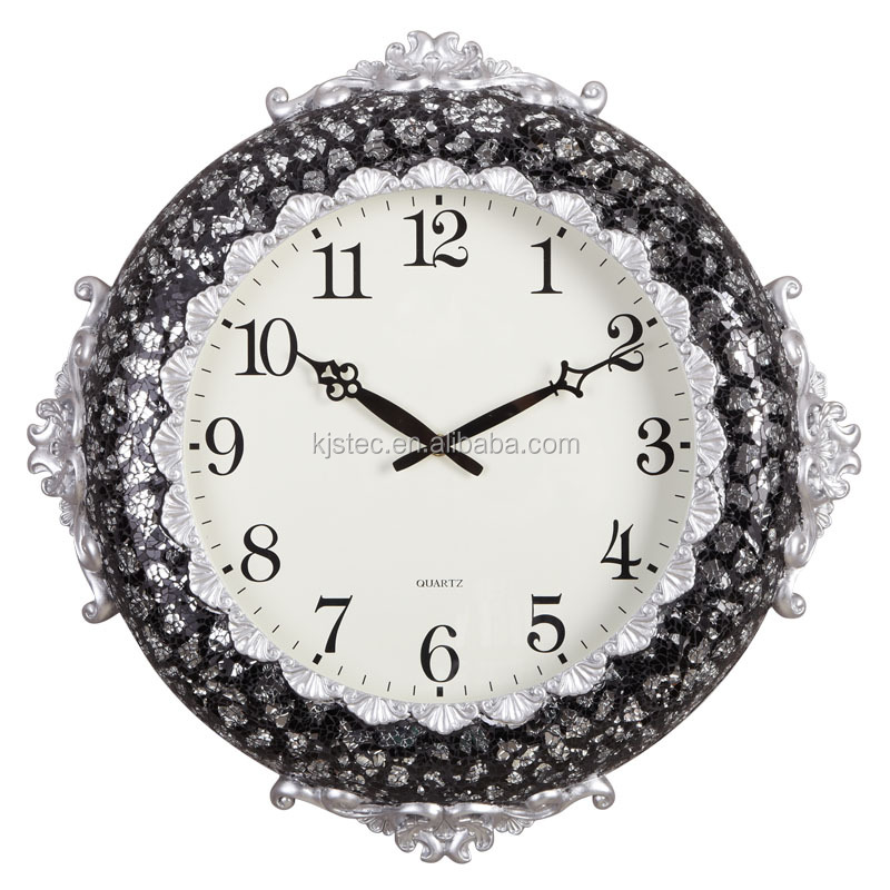 kids alarm clock floor standing clock crystal wall clock