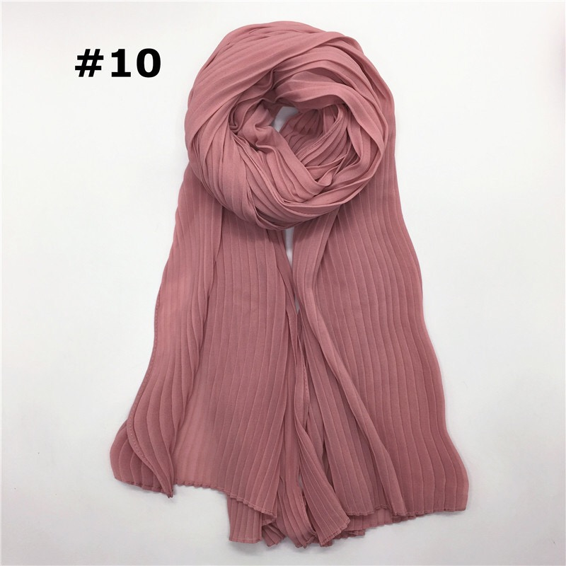 Special Beauty Nice Ladies Plain Chiffon Maxi Crinkle Cloud Hijab Scarf Shawl Soft Islam Muslim New