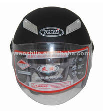 Factory wholesale good price NEW ABS half face helmet motorcycle