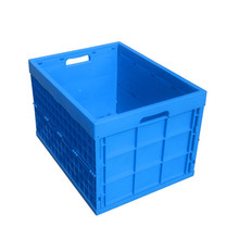 Eco-friendly Folding Corrugated Plastic Container used in trunk