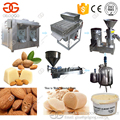 Commercial Peanut Butter Making Machine Sesame Peanut Groundnut Almond Paste Machine