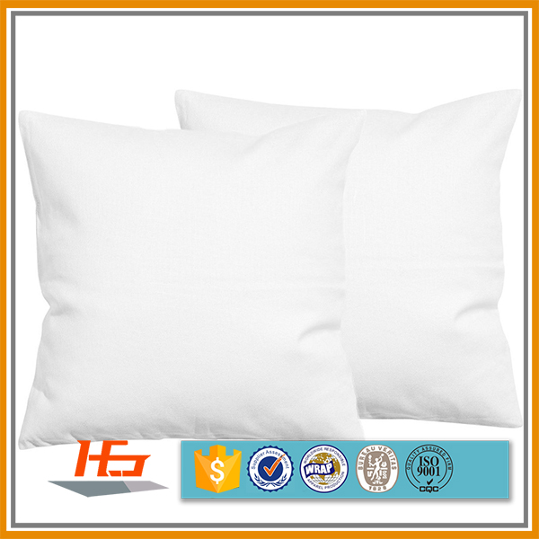 100% Polyester Sublimation Digital Printed Blank Throw Pillow Cover