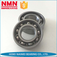 Cheap deep groove ball bearing 6002 used in Motorcycle made in Shandong bearing factory