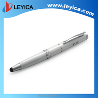 Fountain pen with USB flash drive & fountain pen with stylus and LED light