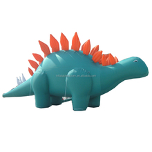 Giant inflatable dinosaur model for decoration