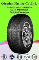 car tyres made in china 245/70R16 electric car tyres