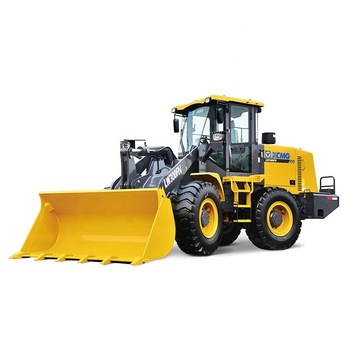 price xcmg wheel loader lw300kn 3 tons payloader