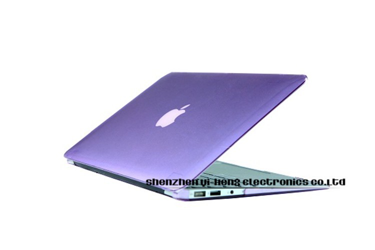 New Transparent Crystal/Matte Case For Apple macbook Air 11.6 inch Protector For Mac book