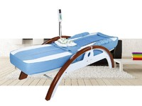 Portable Infrared Jade Roller Massage Table/deluxe jade massage bed