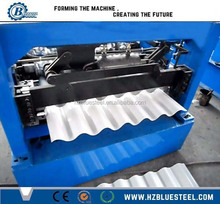 Color Steel Metal Corrugated Roof Panel Sheet Cold Roll Forming Machine