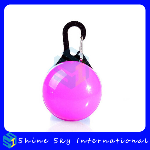 So much fun round pendant for pet, new style round pendant, pet safety products round pendant