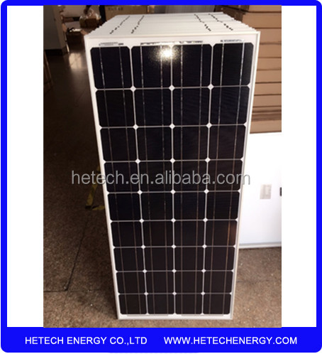 High output competitive price per watt solar panel 100w with TUV CE ISO approved