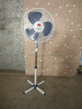 Industrial 16 inch electric stand fan for Africa markets