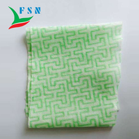 Eco-Friendly Medical Colored Needle Punch Nonwoven Fabric
