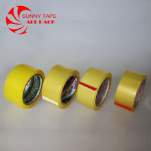 Hot Melt Adhesive Brown Bopp Packing Tape, Adhesive Tape For Box Packing