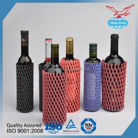 Customizable High Quality Protective Wine Bottle Pack foam sleeve