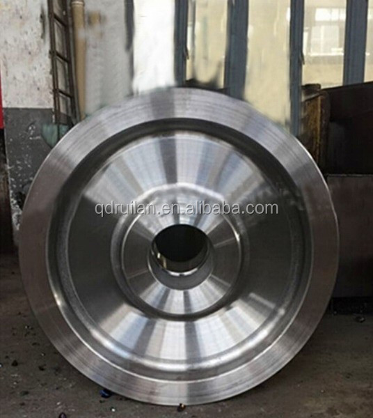 Standard Cast iron ore cart wheel set train wheel, AAR Certified Narrow Gauge train wheel
