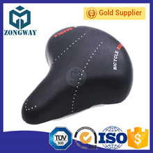 Mountain bike bicycle saddle seat with good leather material for men bike
