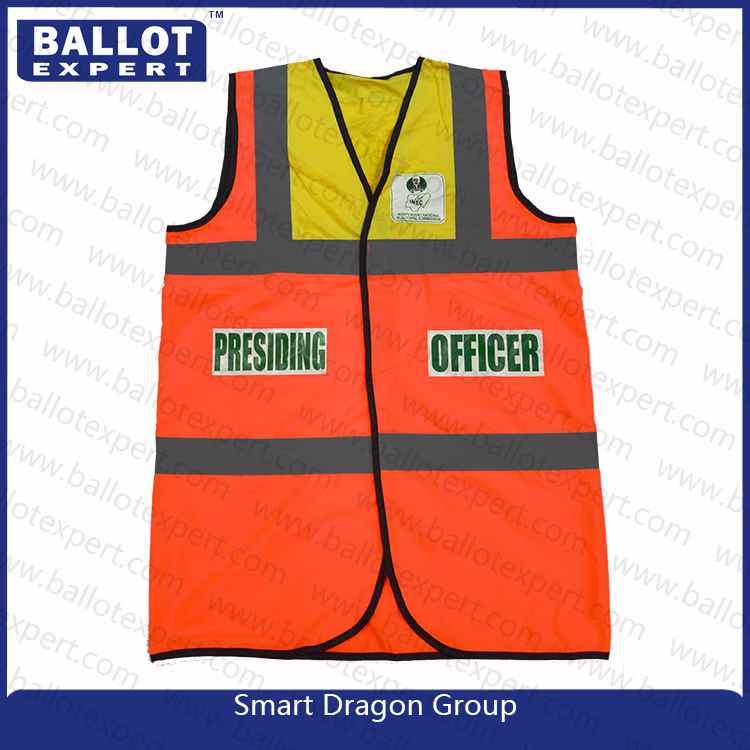 Wholesale low price high quality 100% polyester safety clothing reflective
