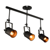 High Quality Vintage Wrought Iron Pendant Lights Edison bulbs OEM/ODM E27 with 3 Lights Electronic Lamp Industrial Loft Light