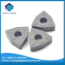 WNMG series Carbide Turning Inserts/ Cemented CarbideTurning Inserts /turning blades WNMG080408 processing cast iron and steel