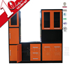 Hot Sale Well Designed New Model Stainless Steel Integral Kitchens Cabinet