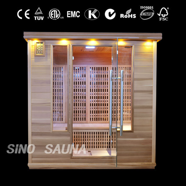 Fassion family personal good quality portable far infrared health cabin saunas