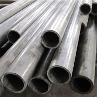 Cold Drawn Tempered Seamless Alloy Steel Pipe For Pneumatic Cylinder