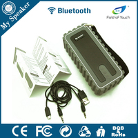 2016 new gadget F015 rugged waterproof speaker bluetooth cell phone accessories