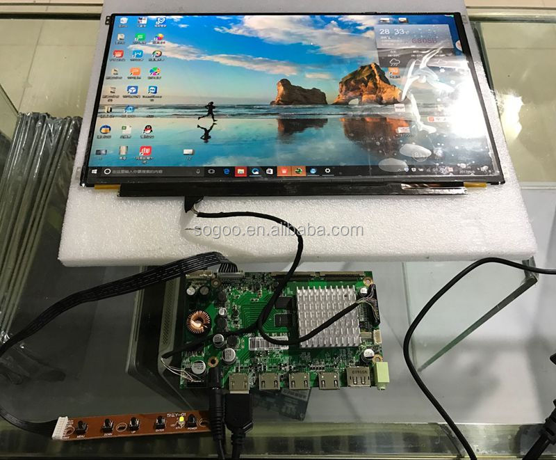 eDP LCD drive board customized HDMI interface edp native signal 1920*1080 10bit new solution
