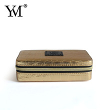 Promotional antique professional beauty cosmetic case for essential oil